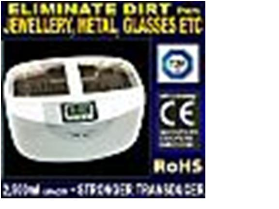 ULTRASONIC CLEANER Model CD-4820