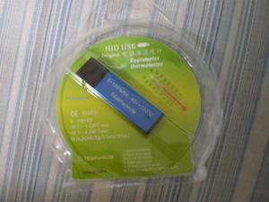 PC USB Hygro Thermometer Humidity & Temperature